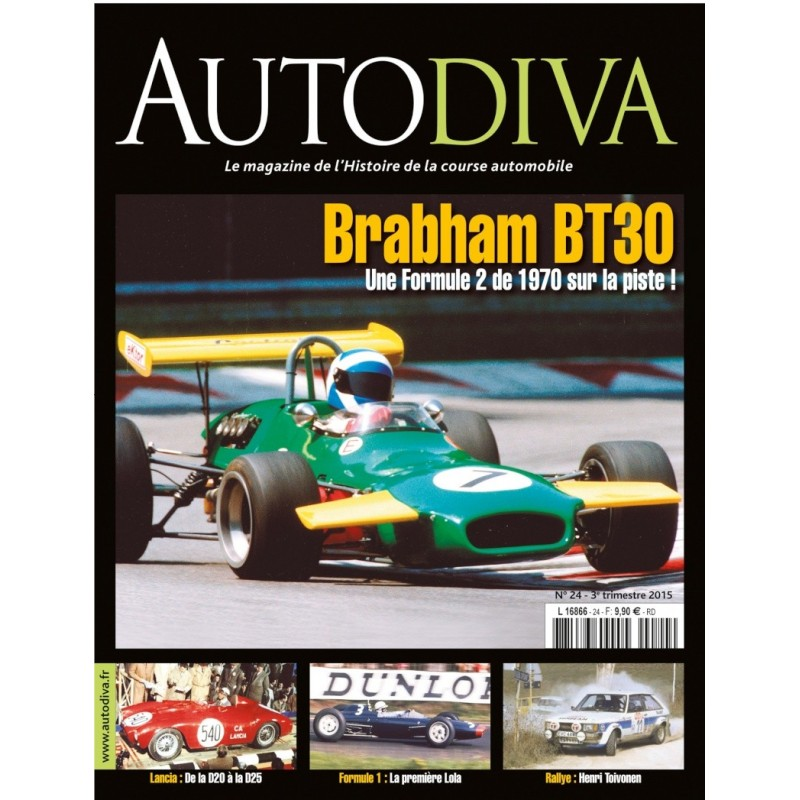 Autodiva n°24 (July- August - September 2015)