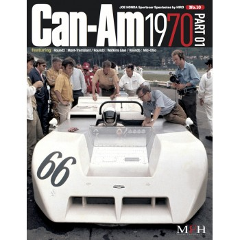 Sportscar Spectacles by HIRO No.10 : Can-Am 1970 PART-01