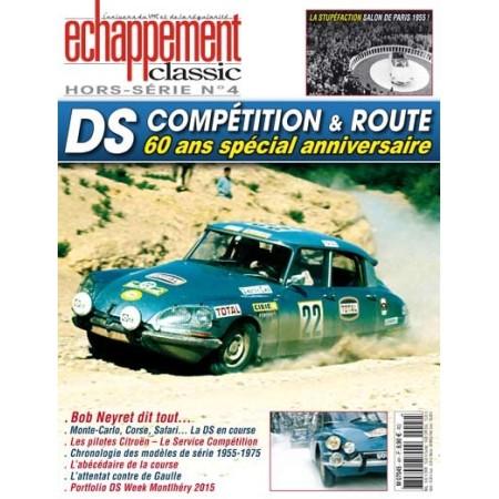 DS compétition et route - Hors série n°4 Echappement Classic