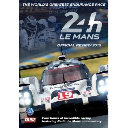 Le Mans 2015 (240 Mins) DVD
