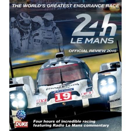 Le Mans 2015 (240 Mins) Blu-ray
