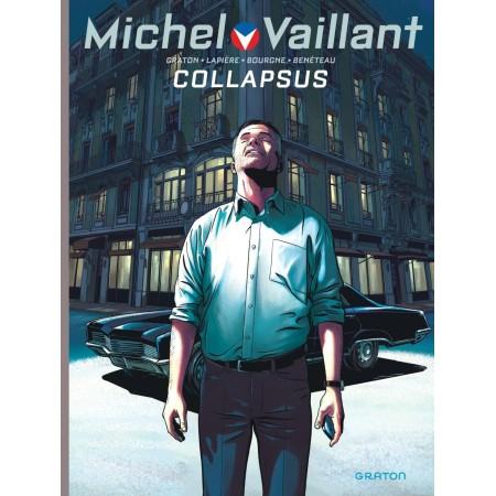 Michel Vaillant Nouvelle Saison tome 4: Collapsus