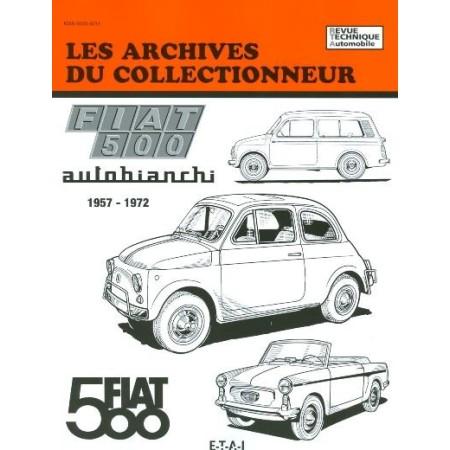 Fiat 500 Autobianchi 1957-1972