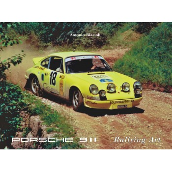 Porsche 911 Rallying Art