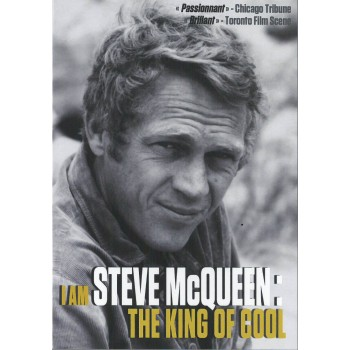 Steve McQueen: The king of cool DVD
