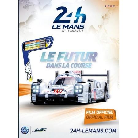 24 Heures du Mans 2015, Film Officiel