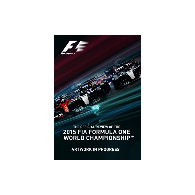 2015 FIA Formula One Championship, Official review DVD
