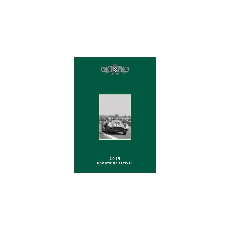 Goodwood Revival 2015 DVD