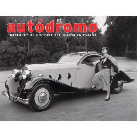 Autodromo n°13 - Cuadernos de historia del motor en Espana