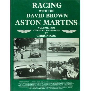 Racing with the David Brown Aston Martins, Vol 2