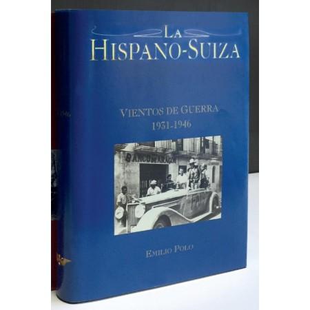 La Hispano-Suiza, Vientos de Guerra, 1931-1946