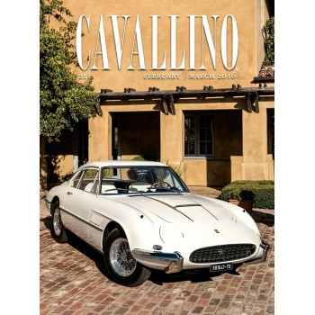 Cavallino - The journal of Ferrari history n°211 Février/Mars 2016