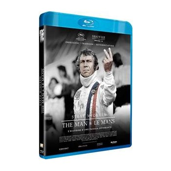 Steve McQueen : The Man & Le Mans DVD