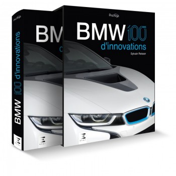 BMW, 100 ans d'innovations (coffret)