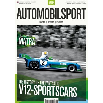 AUTOMOBILSPORT N° 08 ENGLISH EDITION avril Mai Juin 2016
