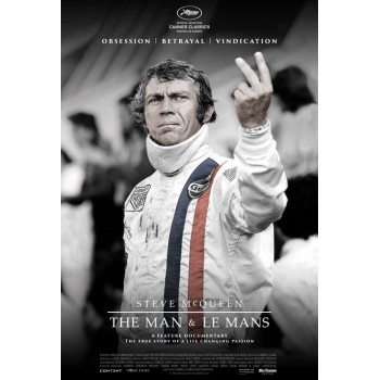 Steve McQueen : The Man & Le Mans DVD + Bonus