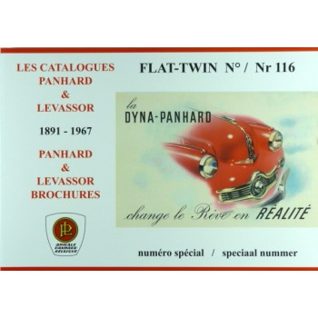 Les catalogues Panhard & Levassor 1891-1967, Flat-Twin N° 116