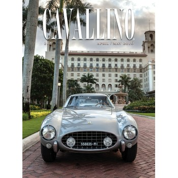Cavallino - The journal of Ferrari history n°212 Avril/Mai 2016