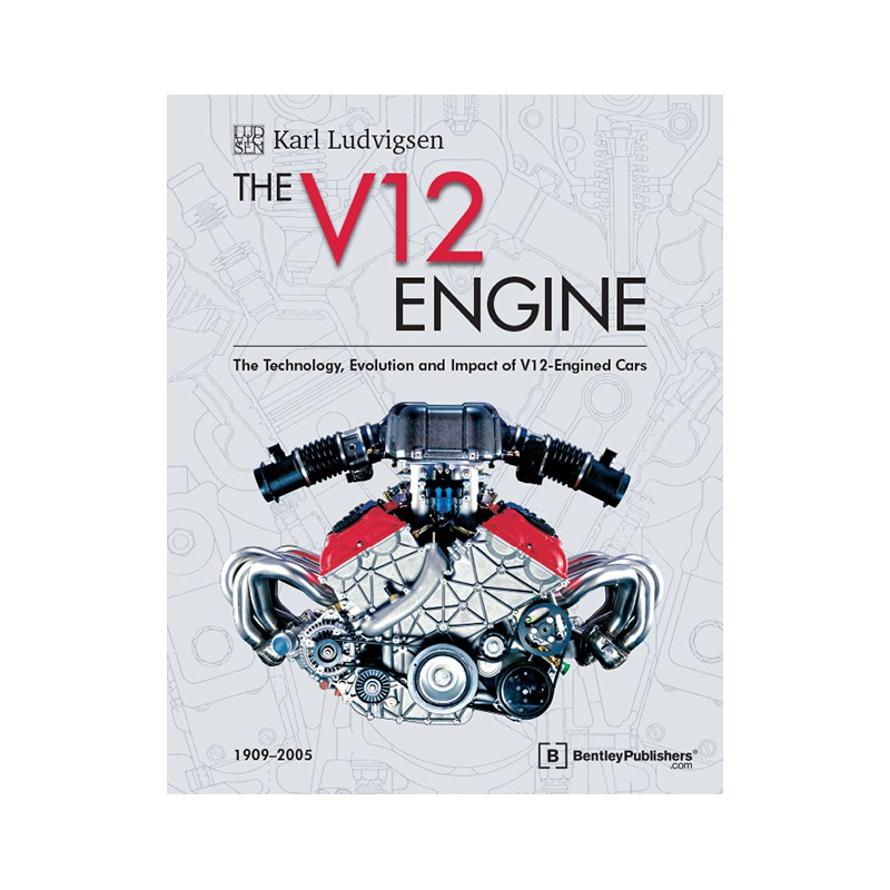 The V12 Engine - Liirie Motors Mania