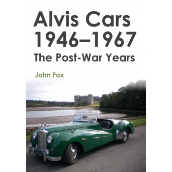 Alvis Cars 1946-1967, The Postwar Years