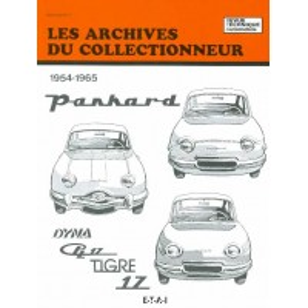 RTA Panhard Dyna PL17 Tigre 17 1954-1965