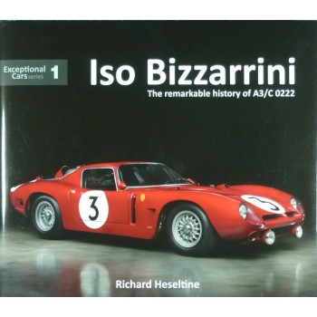 Iso Bizzarrini, The remarkable history of A3/C 0222