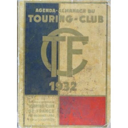 Agenda-Almanach du Touring-Club 1932