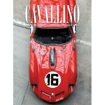 CAVALLINO - THE JOURNAL OF FERRARI HISTORY N°215 OCTOBRE/NOVEMBRE 2016