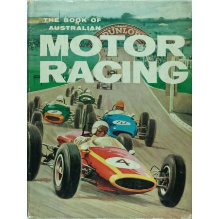 The Book of Australian Motor Racing