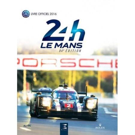 24 Heures du Mans 2016, Le livre officiel