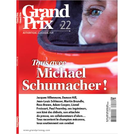 GRAND PRIX MAGAZINE N°22 -