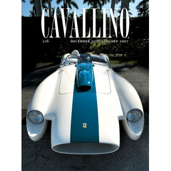 Cavallino, The Journal of Ferrari History N° 216 décembre 2016/janvier 2017
