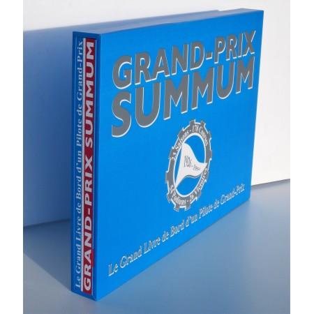 Grand Prix Summum - Le Grand Livre d'un Pilote de Grand Prix (Etancelin) 1926-1954
