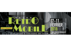 Dédicaces Retromobile 2018